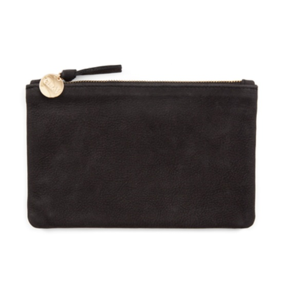 Clare V. Woman Leather Wallet Off-white Size Clare Vivier 6NiS3biWMg